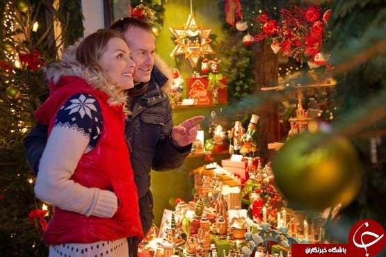 مراسم جشن کریسمس در دنیا + عکس