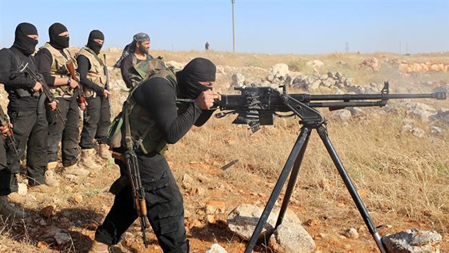 کمکهای تسلیحاتی عربستان به تروریست ها با هواپیماهای