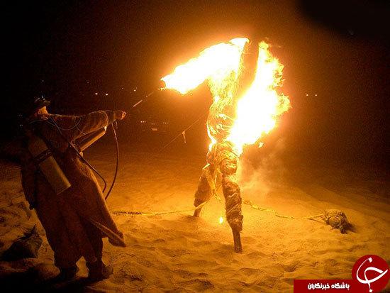 سنتهای عجیب سال نو میلادی در سراسر جهان