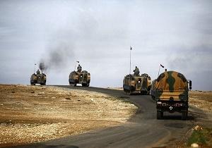 ترکیه تجهیزات توپخانه ای جدید در مرز سوریه مستقر کرد