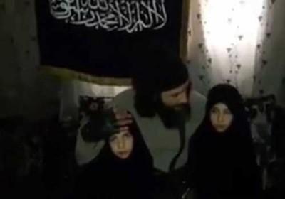 هلاکت تروریستی که دخترش را به عملیات انتحاری فرستاد + تصویر