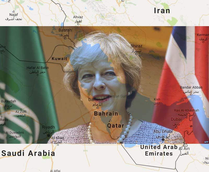 تمایل انگلیس برای حضور نظامی مجدد در خلیج فارس