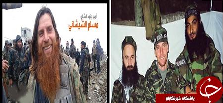 تروریستهای چچنی از جان مردم سوریه چه میخواهند؟ + تصاویر