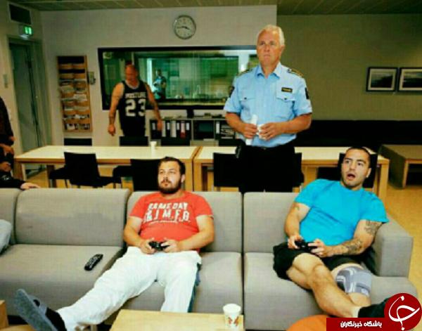 زندانی که در آن حبس ابد آرزوی مجرمان است +تصاویر