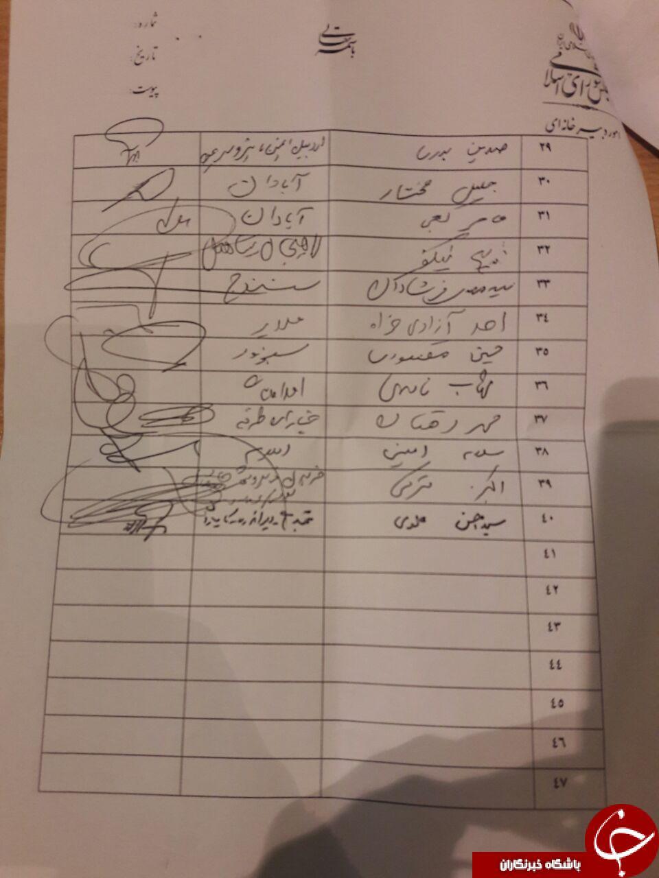 نمایندگان برای پخش فایل صوتی ظریف در مجلس به لاریجانی نامه نوشتند+متن نامه