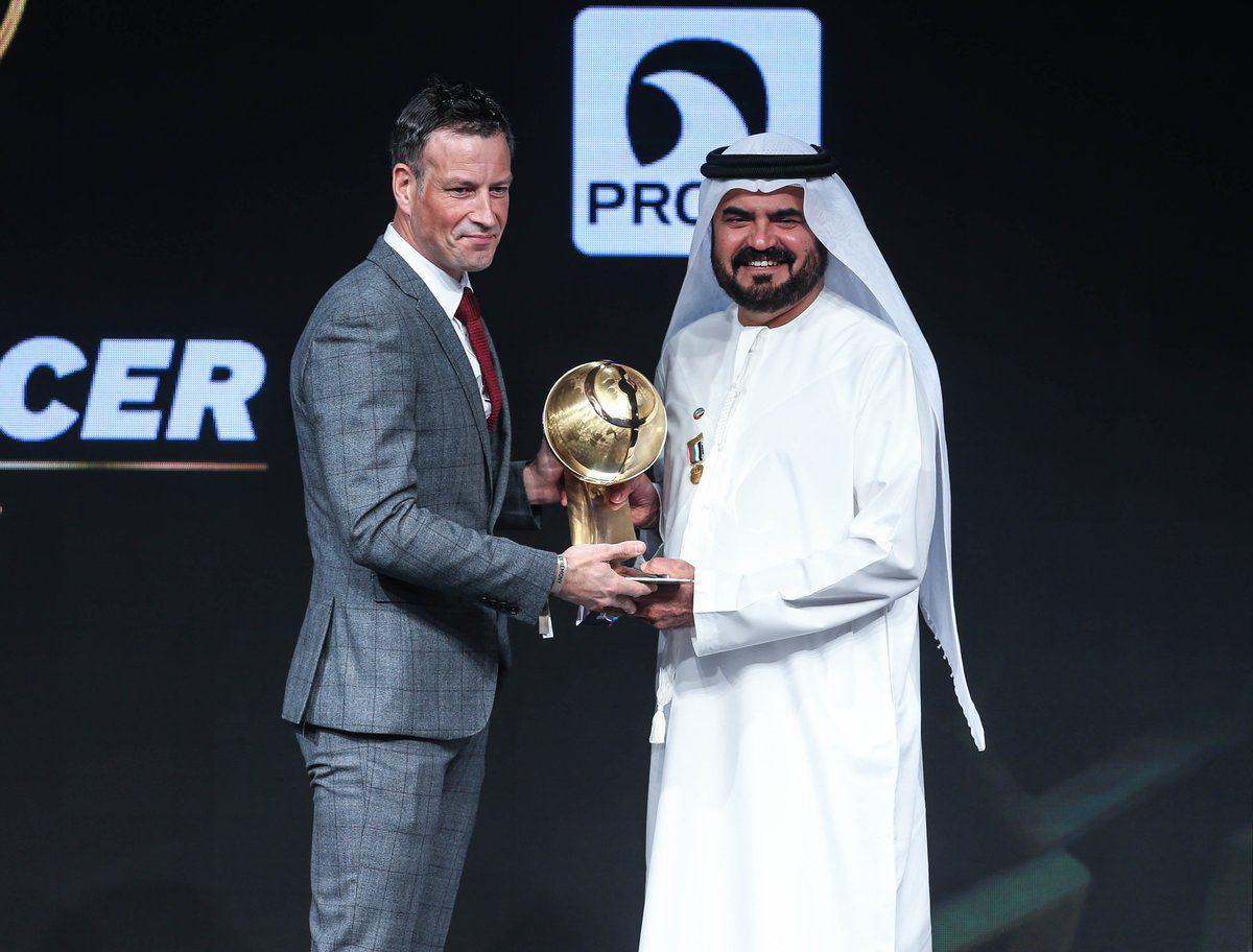 رونالدو بهترین بازیکن فوتبال جهان شد