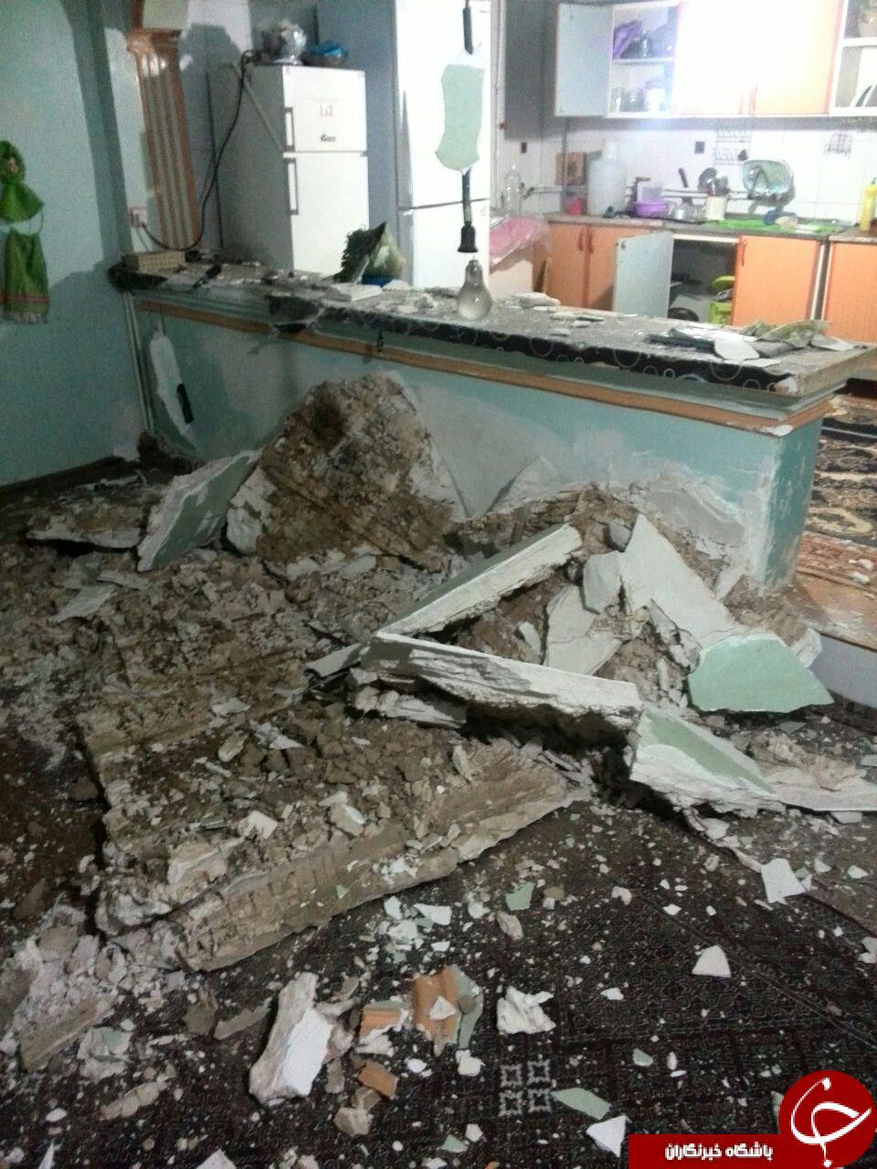 زلزله شاهرود را لرزاند! + فیلم