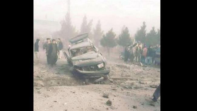 وقوع انفجار مهیب در منطقهای پر ازدحام در کابل