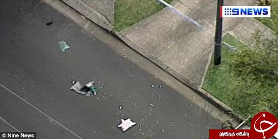 رانندهای عابر پیاده را زیر گرفت و از صحنه فرار کرد +تصاویر