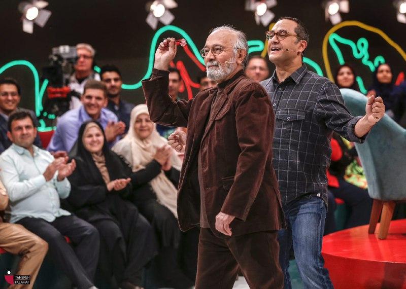خاطره خواندنی پرویز پورحسینی از سینما رفتن مادربزرگش/ خندوانه را چند میلیون نفر می بینند؟
