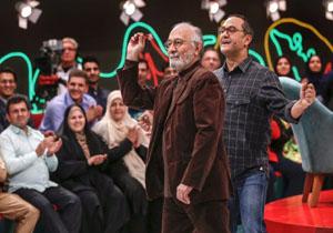 خاطره خواندنی پرویز پورحسینی از سینما رفتن مادربزرگش/ خندوانه را چند میلیون نفر میبینند؟+فیلم