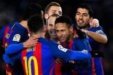 باشگاه خبرنگاران - رئال سوسیه داد 0 - بارسلونا 1/طلسم آنوئتا شکسته شد