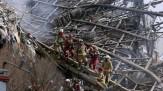 باشگاه خبرنگاران -آخرین اخبار امداد و نجات در پلاسکو از زبان مدیرعامل سازمان آتشنشانی
