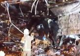 باشگاه خبرنگاران -ورود سگهای زنده یاب به ساختمان ویران شده پلاسکو + فیلم