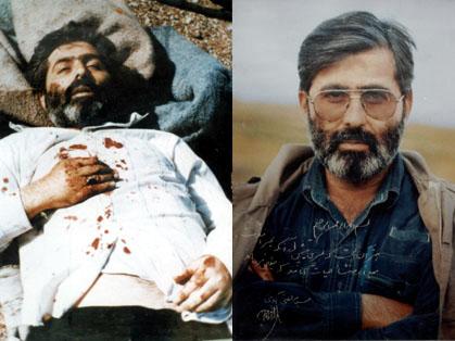 شهیدی که مقام معظم رهبری در خاکسپاریش شرکت داشت