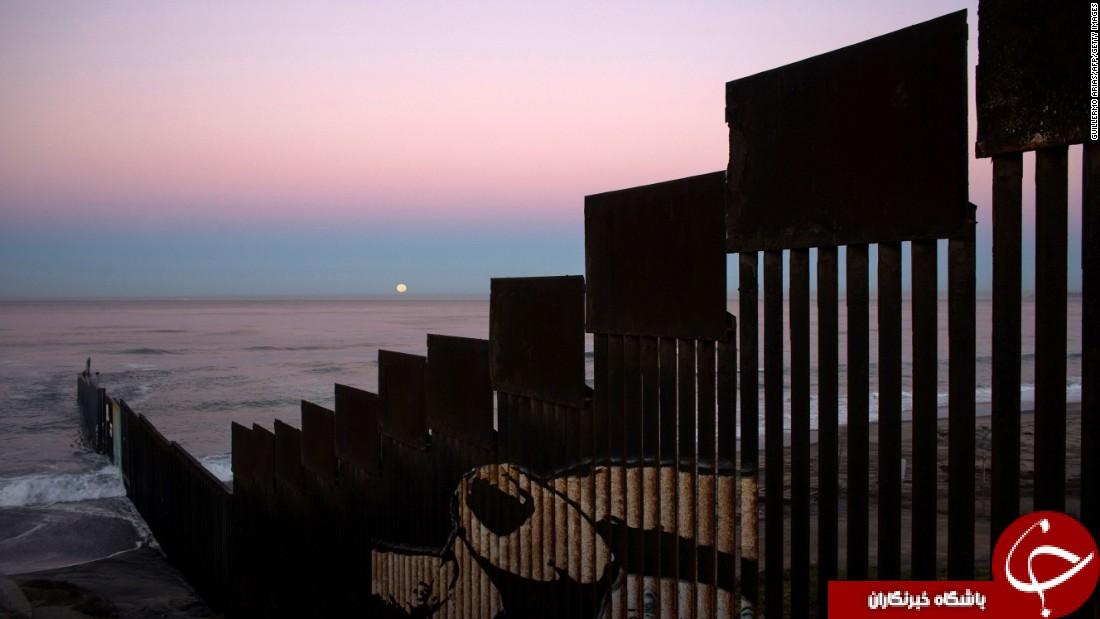 مرز کشورها بیوگرافی دونالد ترامپ اخبار مکزیک اخبار آمریکا