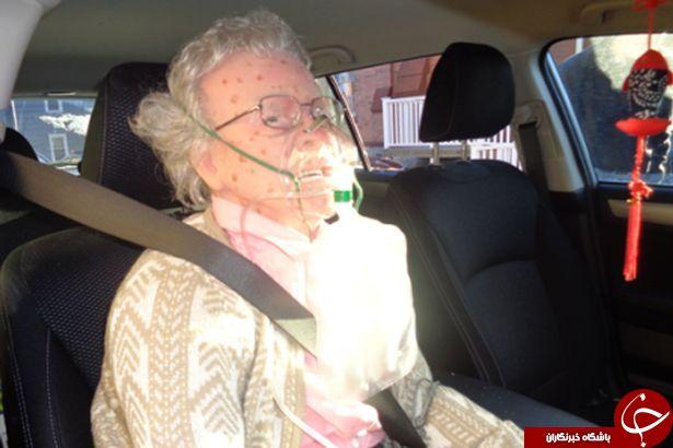 روش عجیب سارقان برای سرقت خودرو در آمریکا + تصاویر