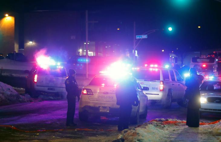 تیراندازی به نمازگزاران کانادایی اقدامی تروریستی بود
