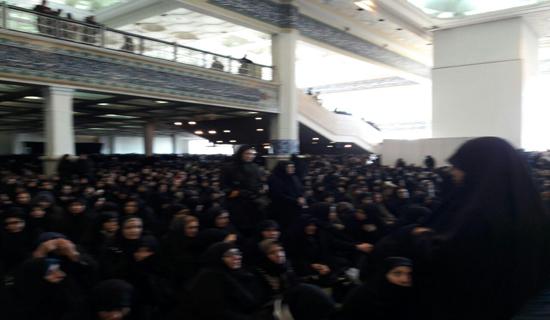 مصلای تهران میزبان شهدای آتشنشان/ محدودیت ترافیکی اطراف مصلای امام خمینی(ره)