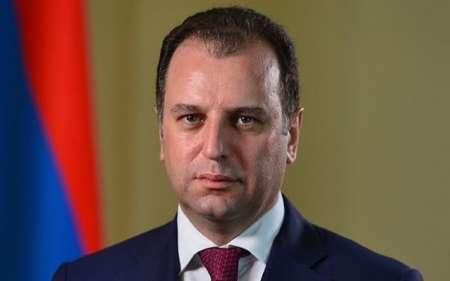وزیر دفاع ارمنستان امشب وارد تهران میشود