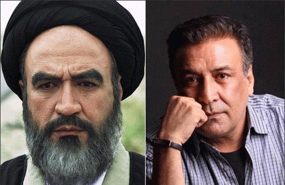 از پیشنهاد بازی در نقش امام خمینی (ره) مبهوت شدم