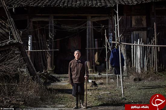 چشمان دوخته به راه +تصاویر