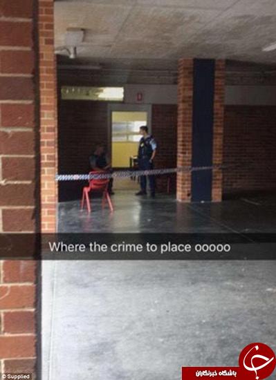 زخمی شدن معلم در زمان جدا کردن دو دانشآموز هنگام دعوا +تصاویر