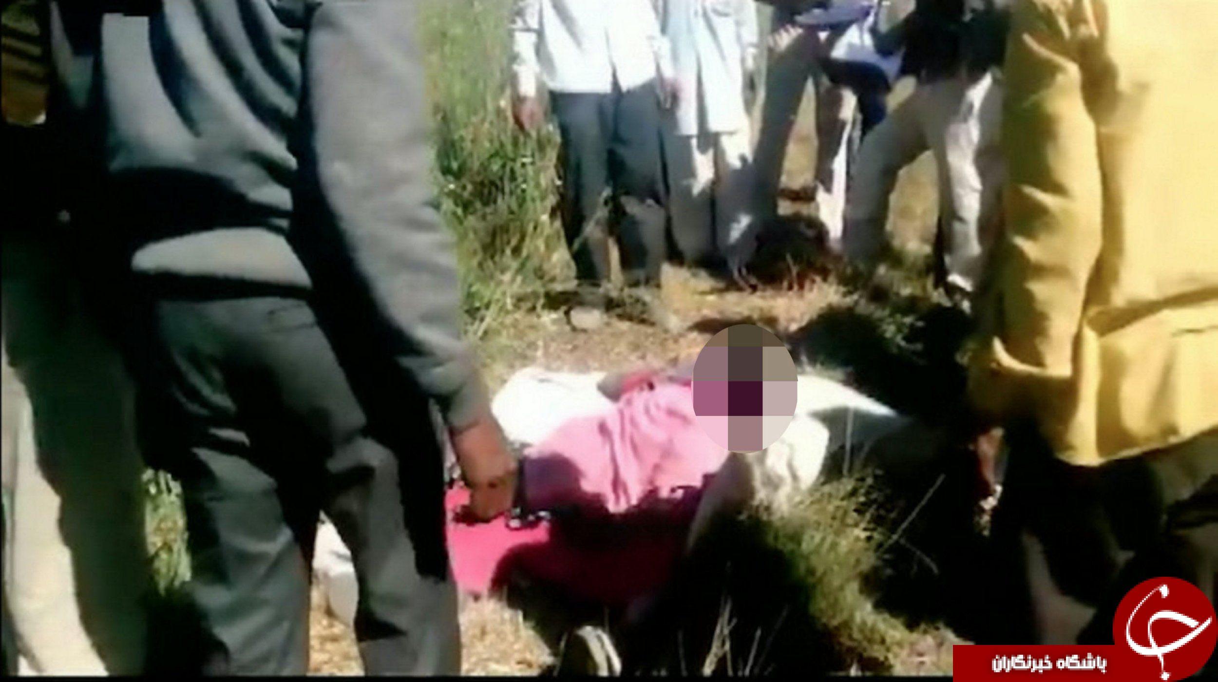 اقدام وحشت انگیز مرد دیوانه برای انتقام از همسر + تصاویر (18+ )
