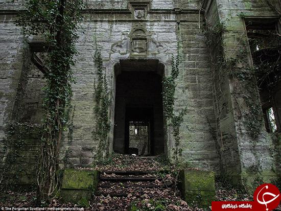 قصری که قائم مقام هیتلر در آن بستری بود +تصاویر