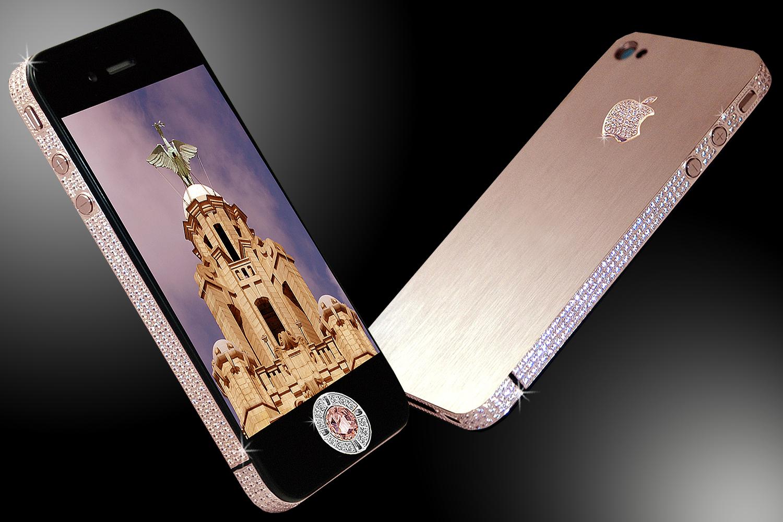 گران ترین و لوکس ترین گوشی های دنیا + تصاویر // در حال کار قسمت دوم