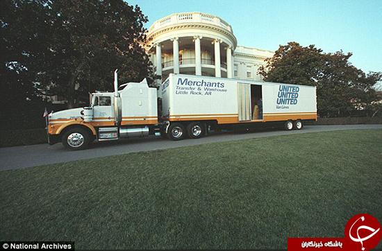 روز اسباب کشی در کاخ سفید +تصاویر