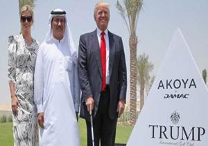 رشوه چند میلیارد دلاری امارات به ترامپ