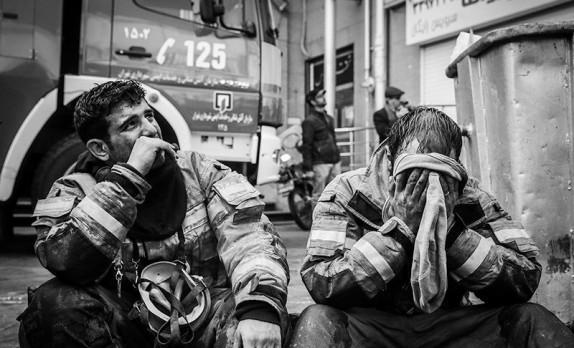 باشگاه خبرنگاران - آتشنشان جانفشان است