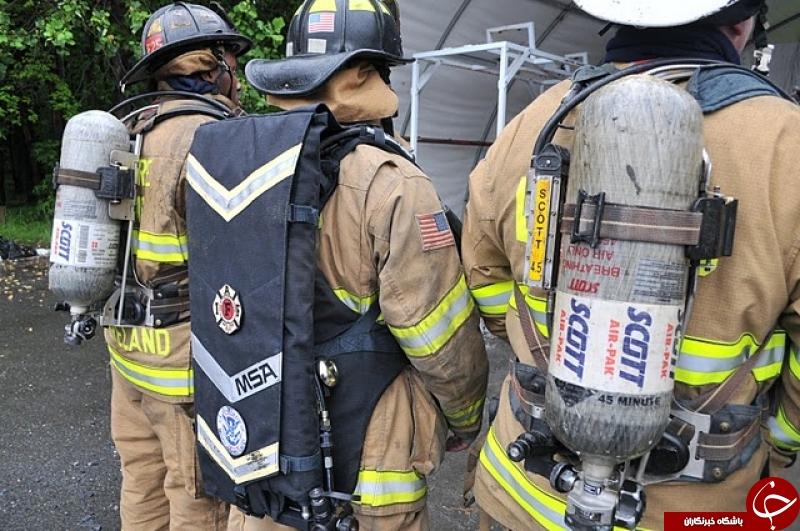 جدیدترین تکنولوژی های دنیا برای آتش نشانان