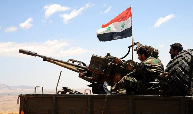 نفوذ تروریستها به غوطه شرقی دمشق ناکام ماند/ تاکنون 892 مقر تروریستی در