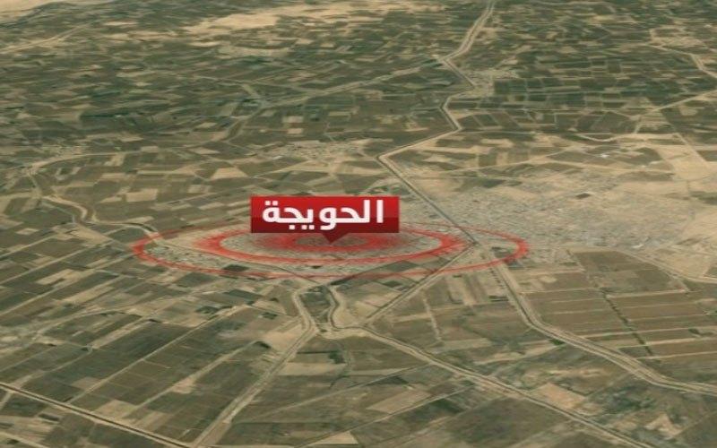 داعش دو جوان عراقی را در حویجه اعدام کرد