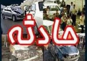 واژگونی مرگبار پژو پارس در محور زنجان _ میانه