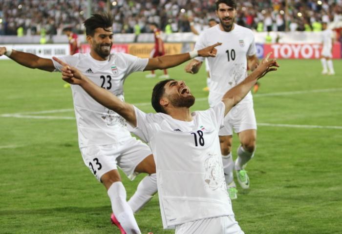 بازتاب جایگاه ایران در وبسایت رسمی AFC / ایران همچنان بهترین تیم آسیا