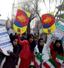 باشگاه خبرنگاران - تصاویری از حرکت و حضور مردم شهرکرد برای راهپیمایی 22 بهمن