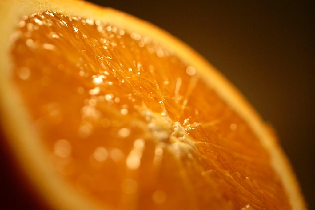 خوردن پرتقال در حمام براي آقايان مفيد است