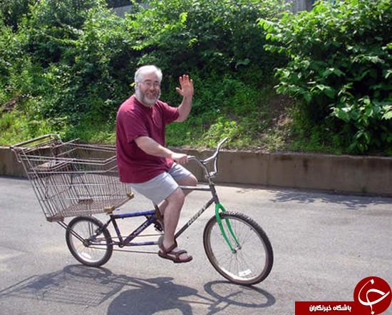 غیرمعمولیترین دوچرخههای جهان را ببینید +تصاویر