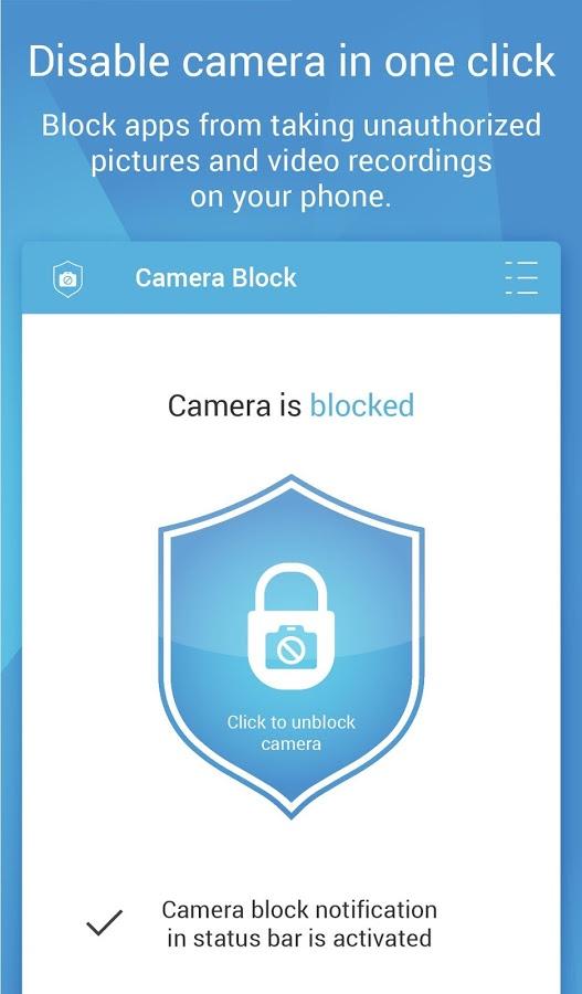Camera Block