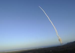 آزمایش موشکی آمریکا برای هدف قرار دادن موشکهای کره شمالی
