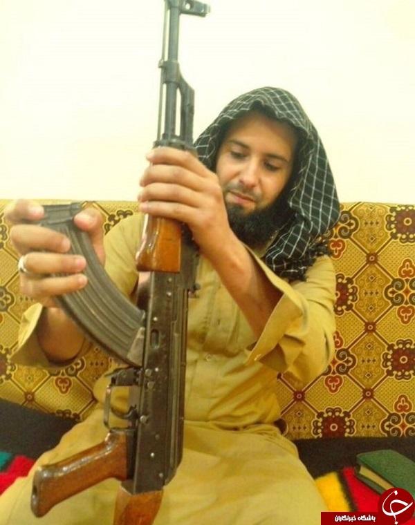 رپری که داعشی شد/تلگرام و فیسبوک ایستگاه مبدا داعشیها