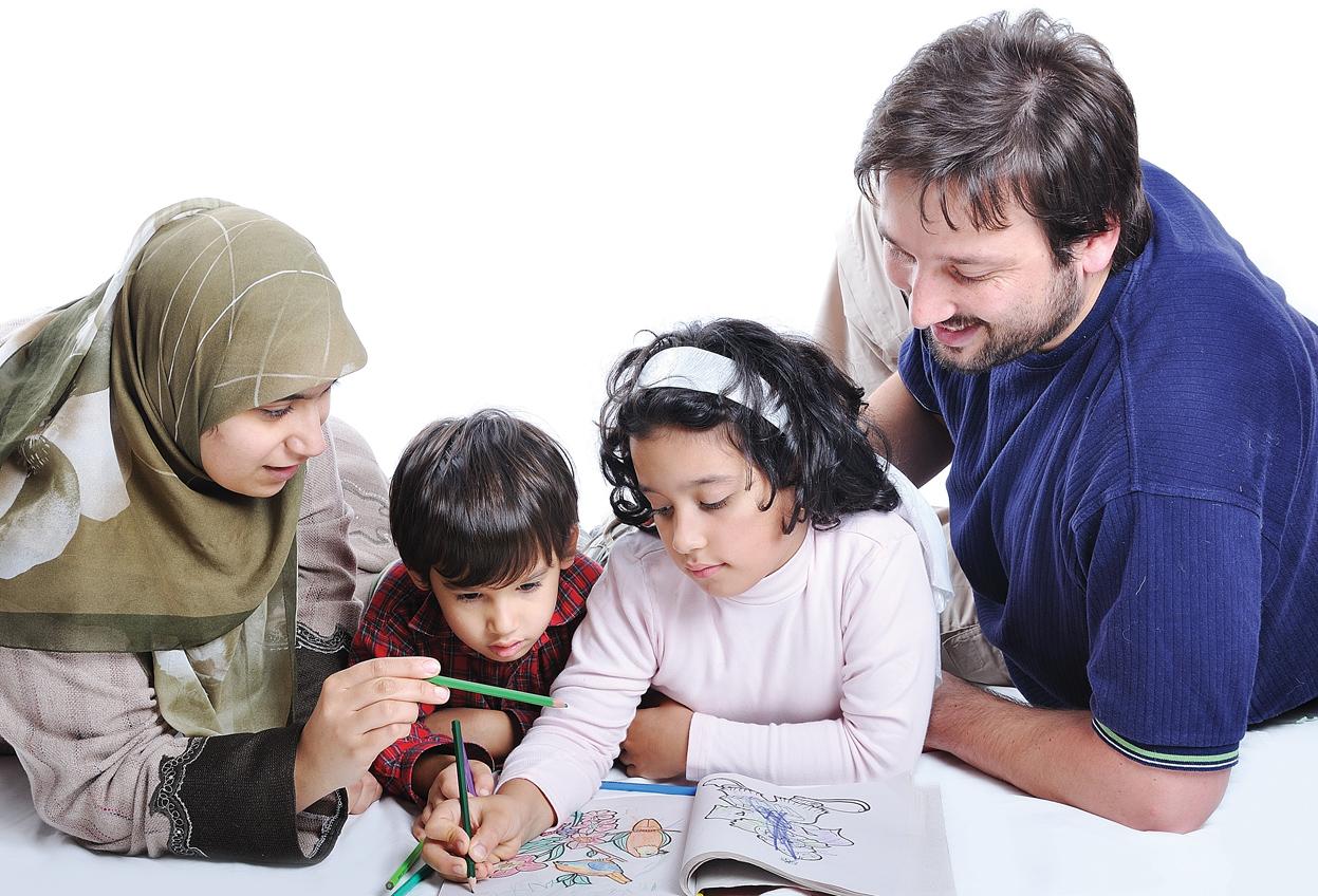 موفقيت تحصيلي فرزندان و نقش والدين