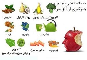 میوه های برای جدال با آلزایمر