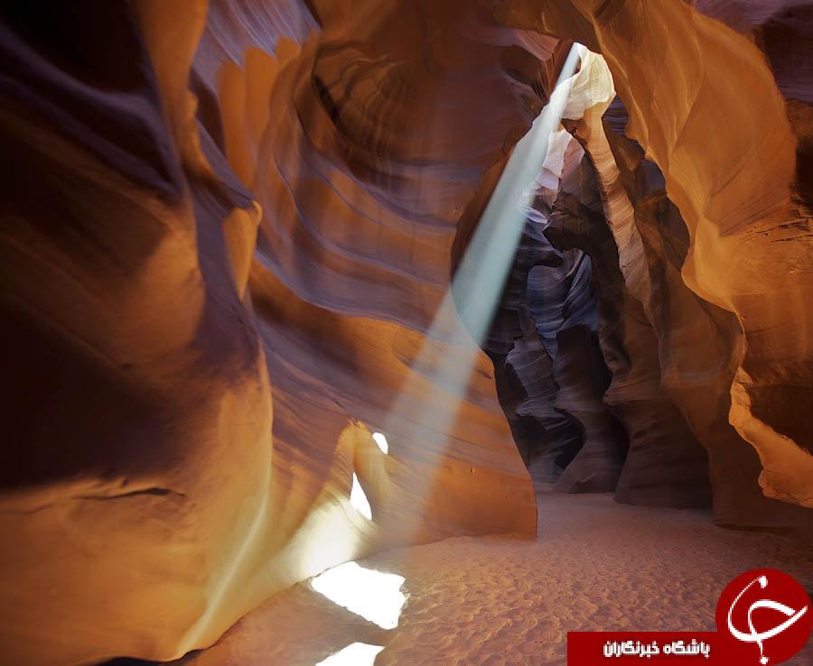 شگفتانگیزترین غارهای جهان+تصاویر