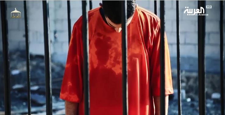 جزئیات چگونگی آتش زدن خلبان اردنی از زبان عنصر داعشی+ تصاویر