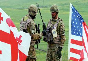 آمریکا-پایگاه-نظامی-در-گرجستان-احداث-می-کند