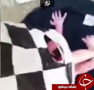نوزاد رها شد در خیابان عابران را شوکه کرد+ تصاویر